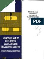 Artells_JJ-Aplicacion ACB en Planificacion Servicios Sanitarios - Coste-Beneficio