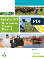Wisconsin Annual Report Fiscal Year 2017