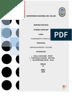 Plan de Gobierno Fuerza Popular
