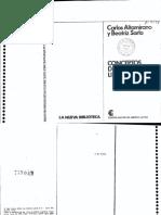 ALTAMIRANO; SARLO. Conceptos de sociologia literaria.pdf