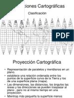 Proyecciones_Cartograficas Geografía
