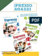 Espresso Ragazzi A1 A2 B1lowres