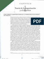 1 Organizaciones y Efectividad Organizacional