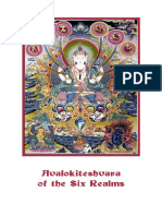 Avalokiteshvara in 6 Realms Bklt