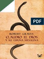 Claudio El Dios y Su Esposa Mes - Robert Graves