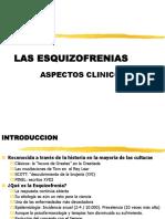 Las Esquizofrenias Aspectos Clinicos