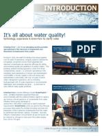 WaterMatrix - Brochure
