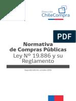 Reglamento de Compras Públicas Chile