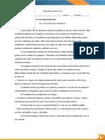 1521717012Guia de Lectura n1 - 4to Basico EL COLOR de LOS PAJAROS