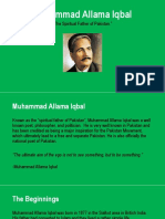 muhammad allama iqbal short book