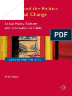 Gender and the Politics of Gradual Change