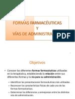 Formas Farmacéuticas y Vías de Administración Exp