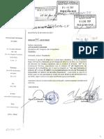 Dictamen que permite a consumidores escoger libremente la contratación de servicios notariales