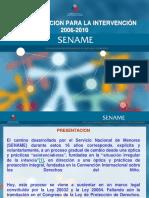 Presentacion Sename 2006-2010