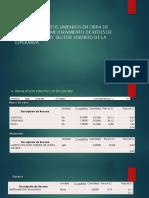 Carlos 07.01 07.04. Analisis de Costos Unitarios en Obra de Saneamiento