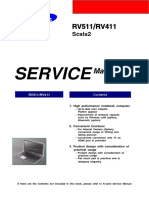 Manual de Servicio Samsung Rv511