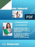 Diapositivas Del Estres Laboral 22-03 Fiore