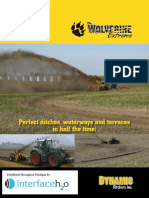 Dynamic Ditchers - Brochure 2015