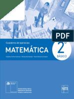 Matemática 2º Básico - Cuaderno de Ejercicios