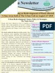 The Urban Newsletter September 2010