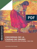 Chicheras de La Ciudad de Oruro - Luisa Andrea Cazas Aruquipa