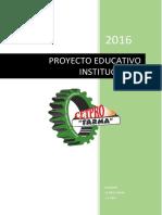 Pei Cetpro Tarma 2016