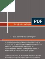 Sociologia No Ensino Médio