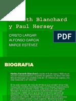 Liderazgo Hersey Blanchard