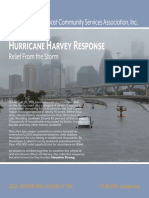 GCCSA Hurricane Harvey Response