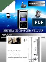 Manual Gsm