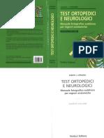 Test Ortopedici e Neurologicilomkòkmklòm