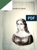 Dolores Veintimilla de Galindo