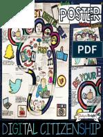 digitalcitizenshipwritingactivitypostergroupcollaborationproject