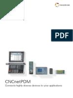 CNCnetPDM Data Sheet En