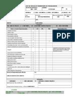 Laudo Check List - Caçamba