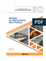 Manual de Interventoria 2016