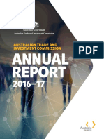 2016 17 Austrade Annual Report