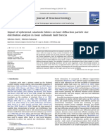 Impact of ephemeral cataclastic fabrics on laser diffraction particle size distribution analysis in loose carbonate fault breccia.pdf