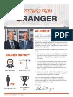 intern newsletter 1 - welcome