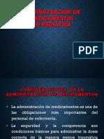 Dilucion de Med. Ped