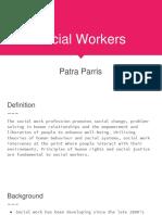 patra social work powerpoint