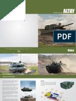 Altay Tank Info