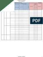 Matriz de Aspectos e Impactos GE