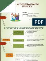 Cooperativas de Servicios