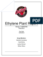 Ethylene Plant Report