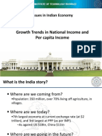 2 Growth Trends in National Income