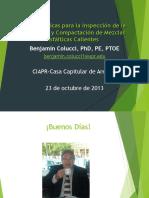 Editada Guias Practicas Para La Inspeccion de Los Procesos de Pavimentacion y Control de Calidad de Mezclas Asfalticas Calientes