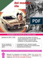 2 La Crisis Del Modelo ISI en Chile