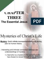EncounteringJesus2003-PPT-Chapter 3