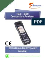 E4500 Manual